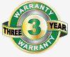3 سال گارانتی قطعات و 10 سال خدمات پس از فروش
